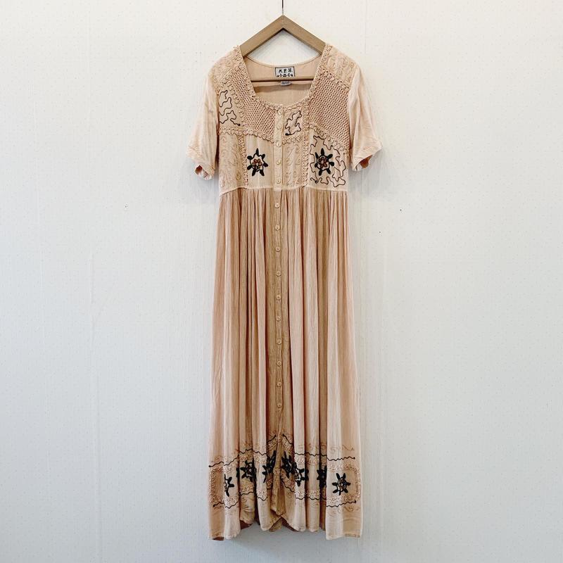 used  India dress