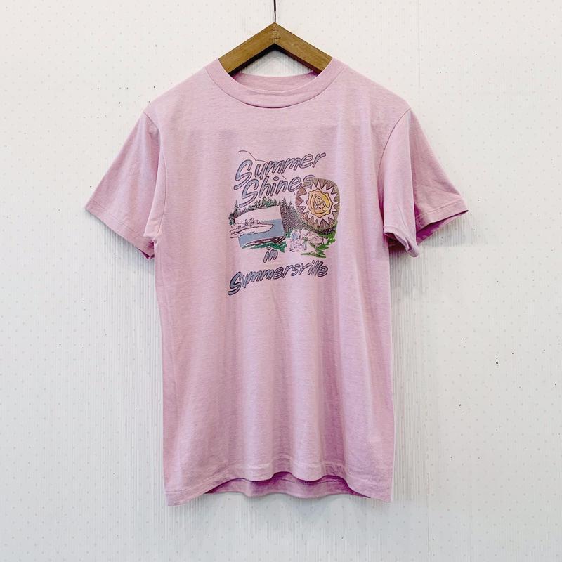 used logo T shirt