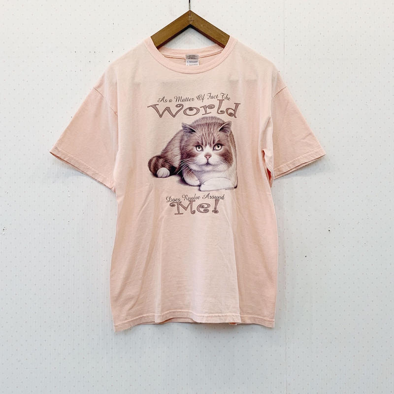used cat Tshirt