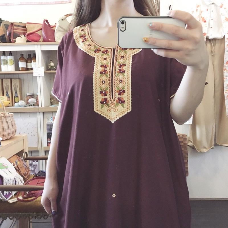 used ethnic dress