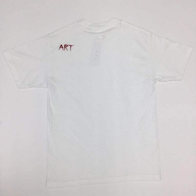 "ART  /  ART ""IT""  LOGO-TEE"