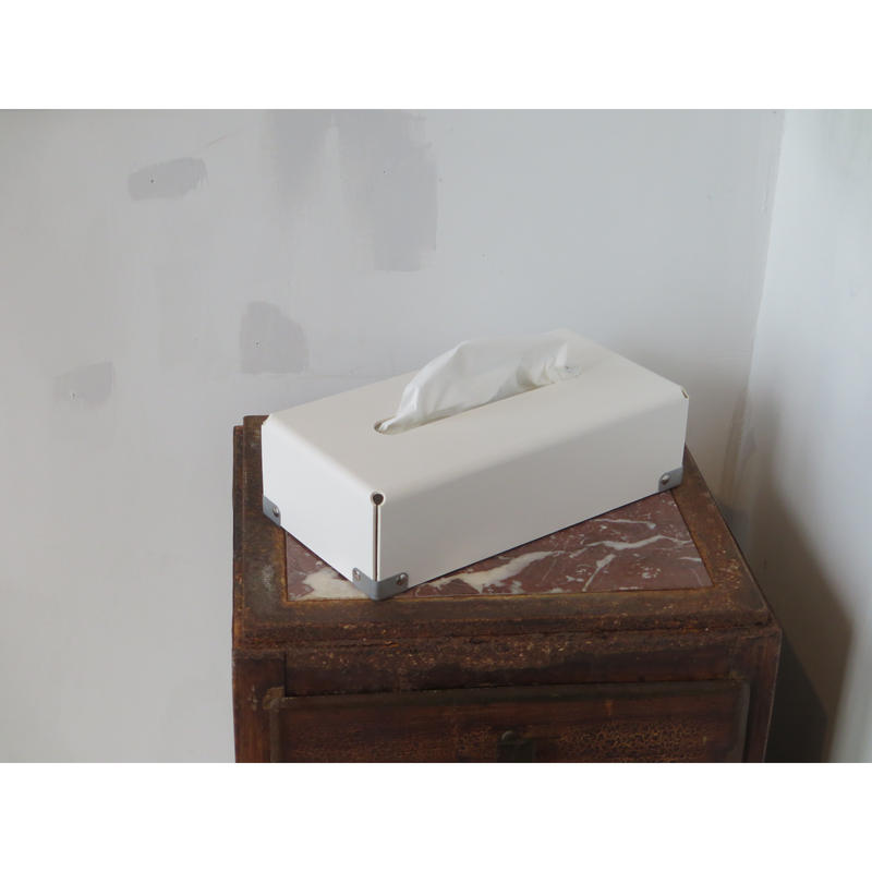 BENT Tissue Box     ホワイト