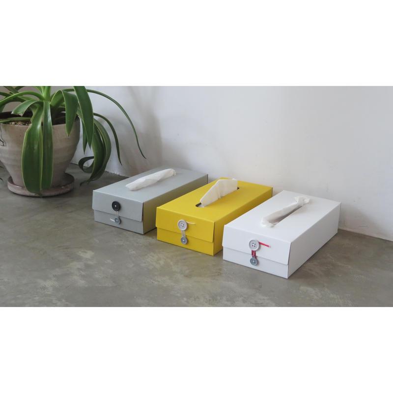 BOTTON TISSUE BOX