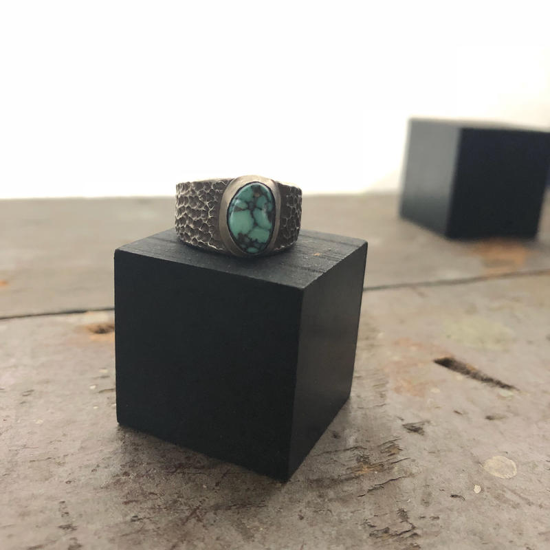 Turquoise Ring #12