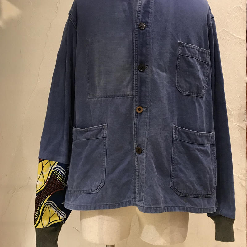 ユーロワークジャケット Re-make