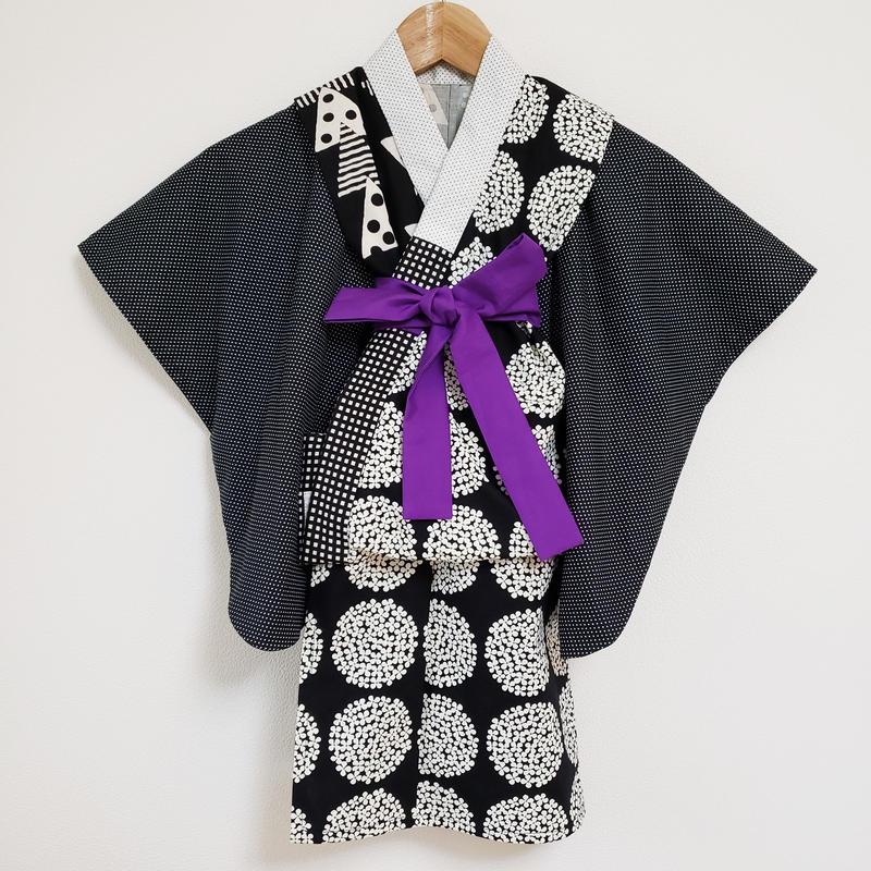 GIRL オーダー浴衣 (こども)※帯なし