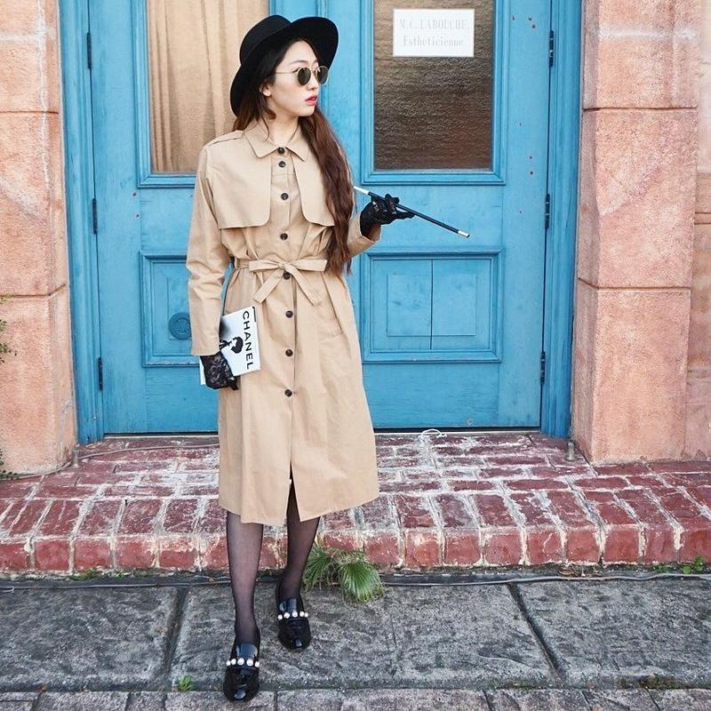 select 2way trench one-piece