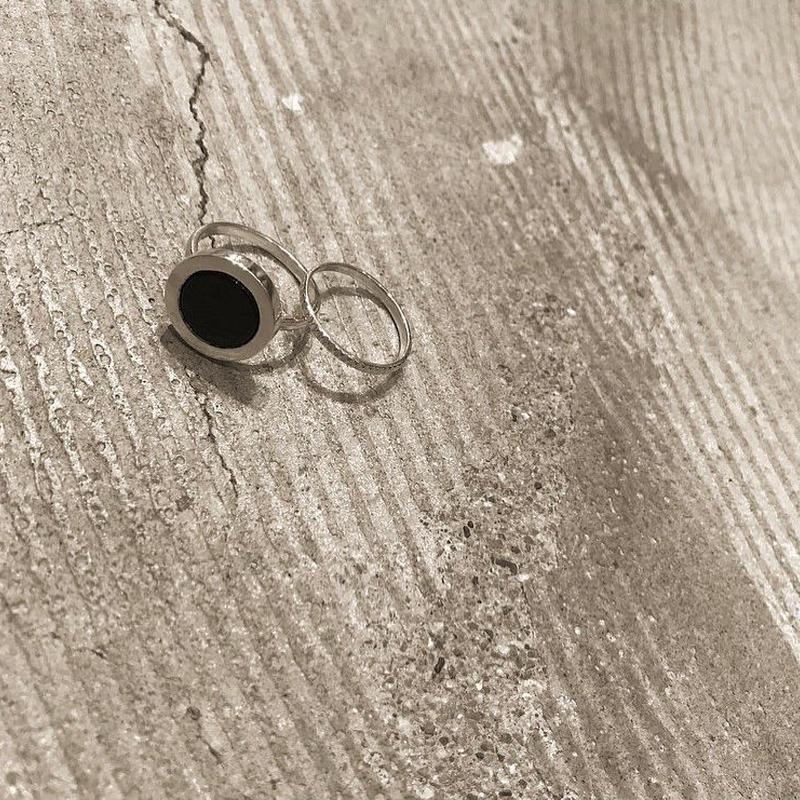 stone design ring