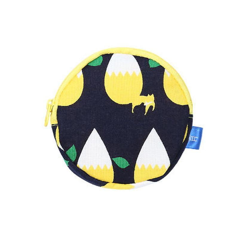 満月コインケース きつねの尻尾