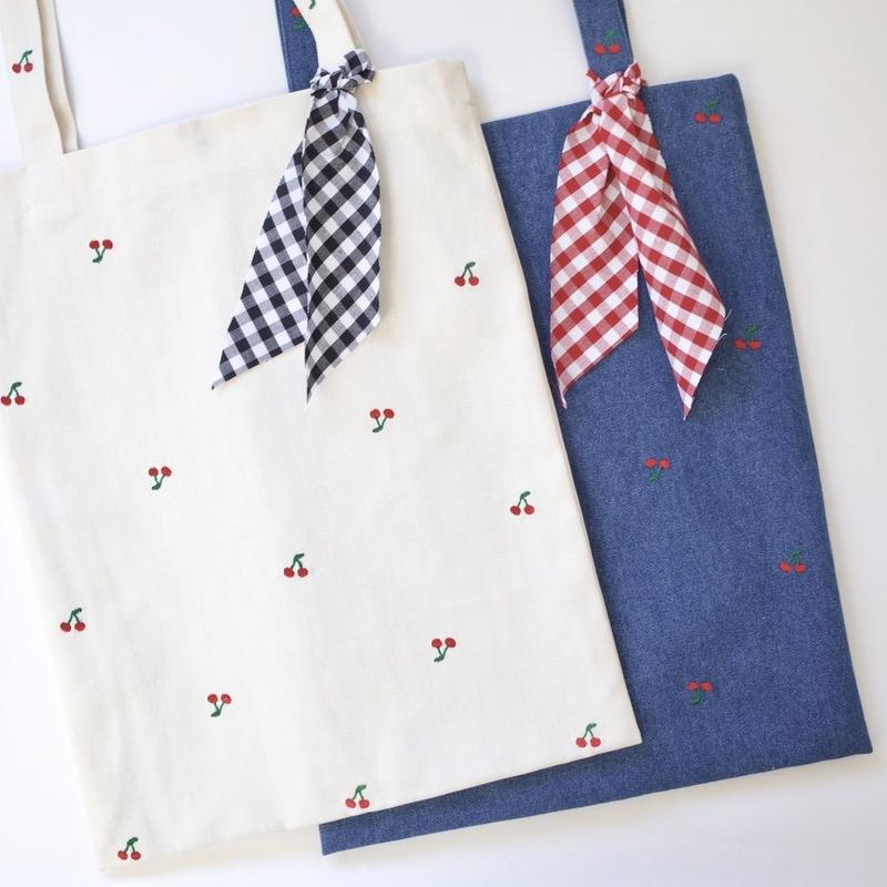 SOWA | Floating Cherry  tote bag