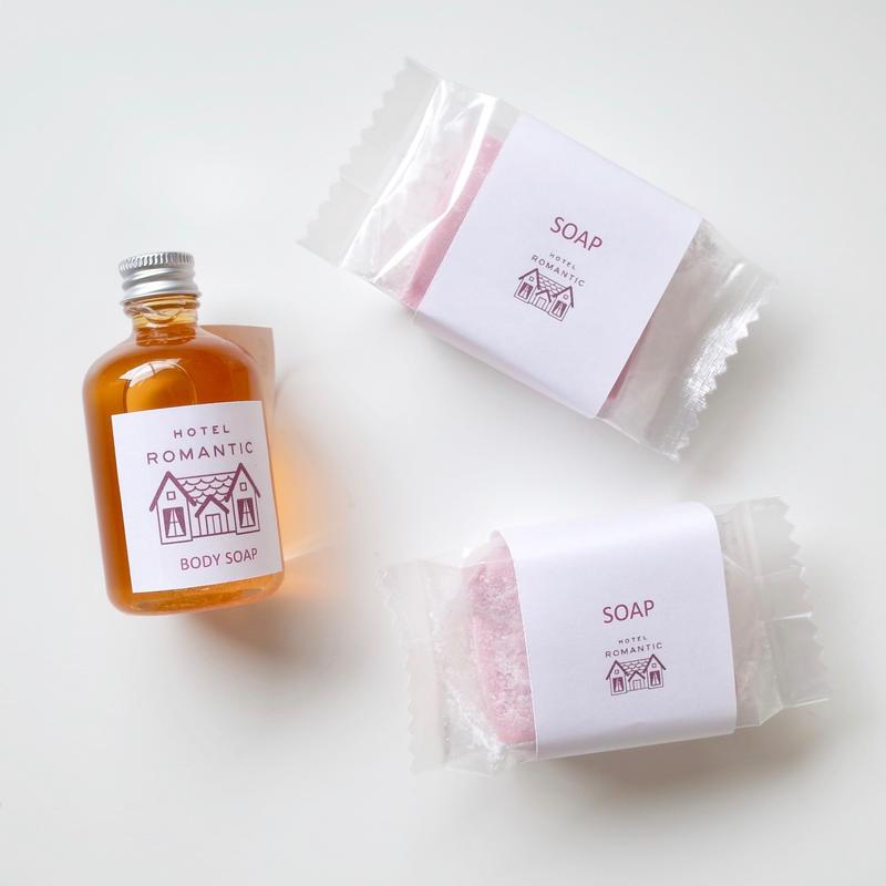 HOTEL ROMANTIC|SWEETCH |  SOAPセット