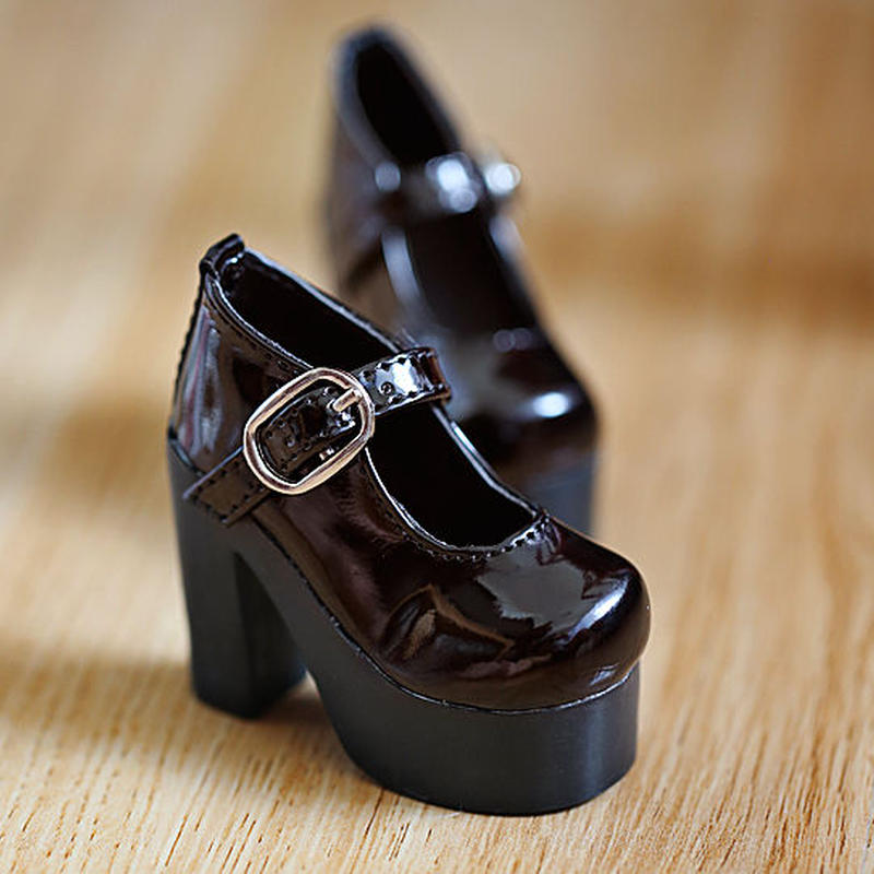 DD,DDS,DDDY,SD ドルフィードリーム 靴 パンプス(ブラウン)