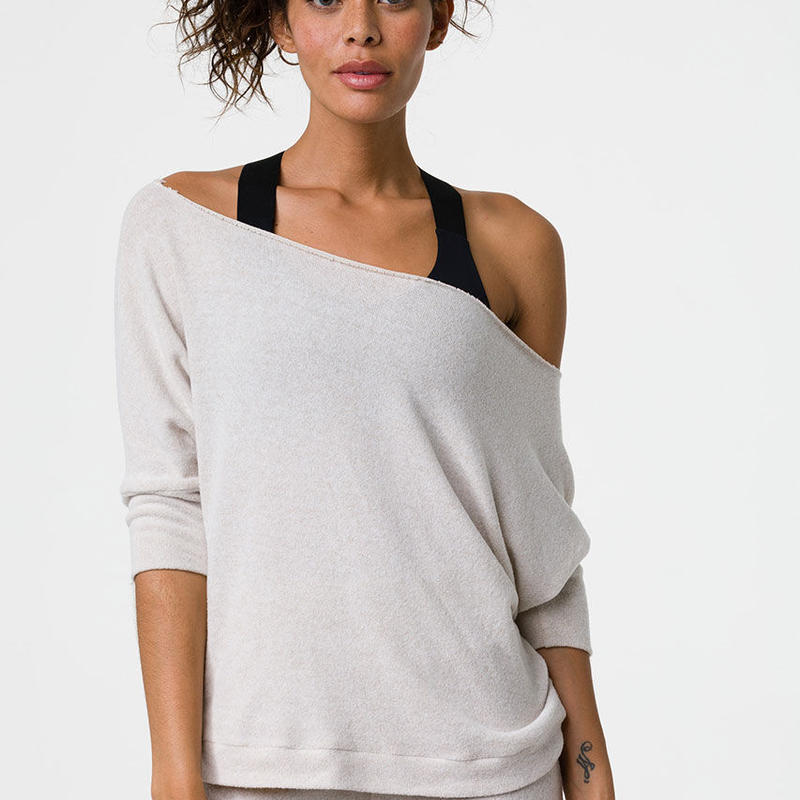 ONZIE Weekend One shoulder top