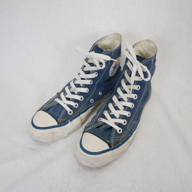 Vintage 80's converse ALL STAR HI