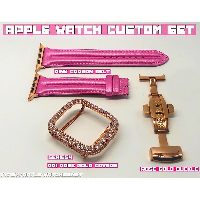 AA1 カバーローズゴールド ピンク