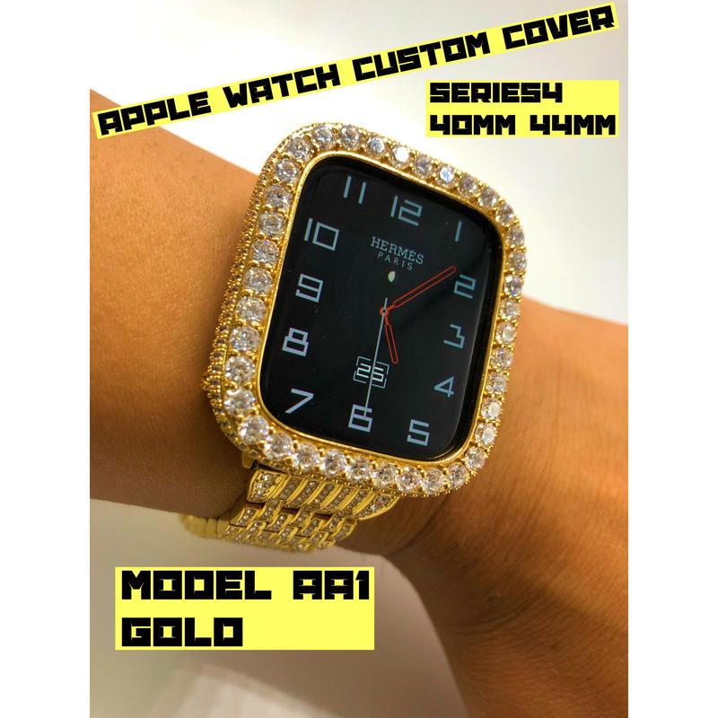 AA1 シリーズ4用 ゴールドカバー