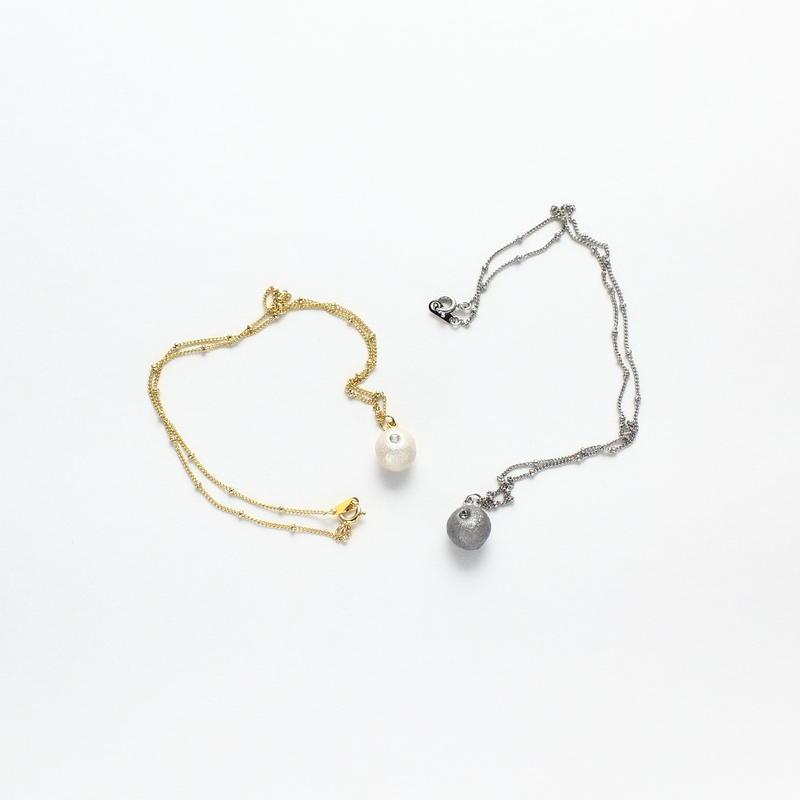 N1504W / N1504GY ネックレス