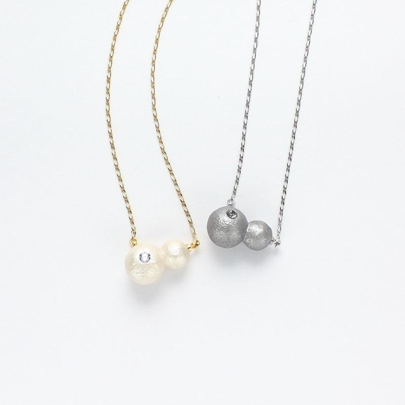 N1516W / N1516GY ネックレス