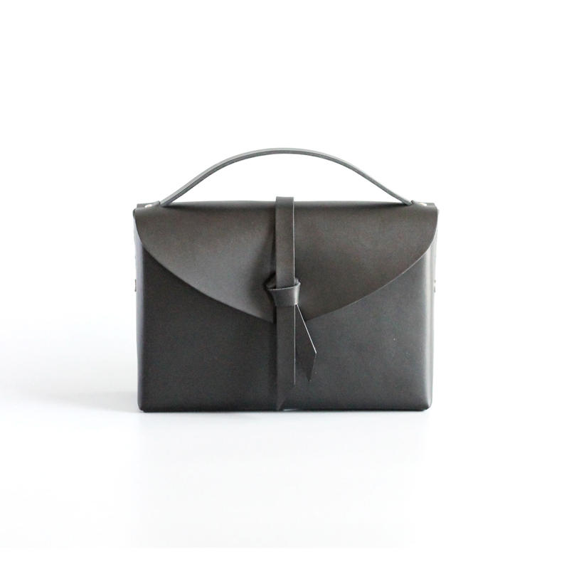 [style&things] ori box bag slim #black