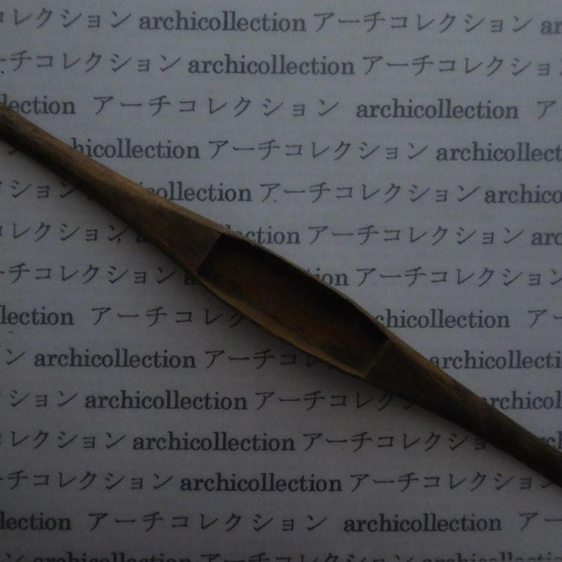 織り 織機 シャトル 杼 ストアーズno.130 4x3.2x2.1 cm shuttle 木製 オールド コレクション  のコピー