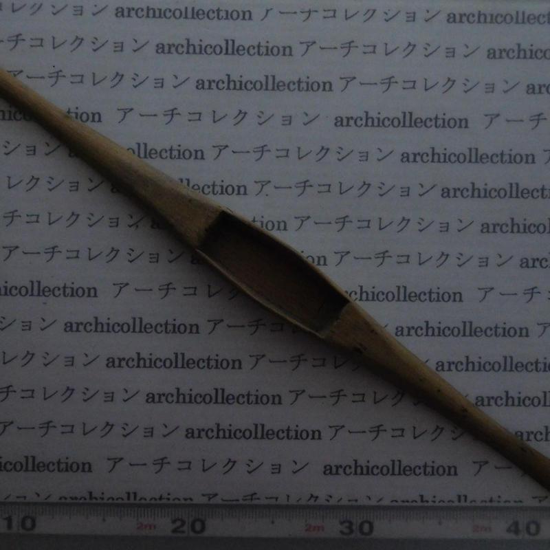 織り 織機 シャトル 杼 ストアーズno. 147 5x3.2x2.2cm shuttle 木製 オールド コレクション  のコピー