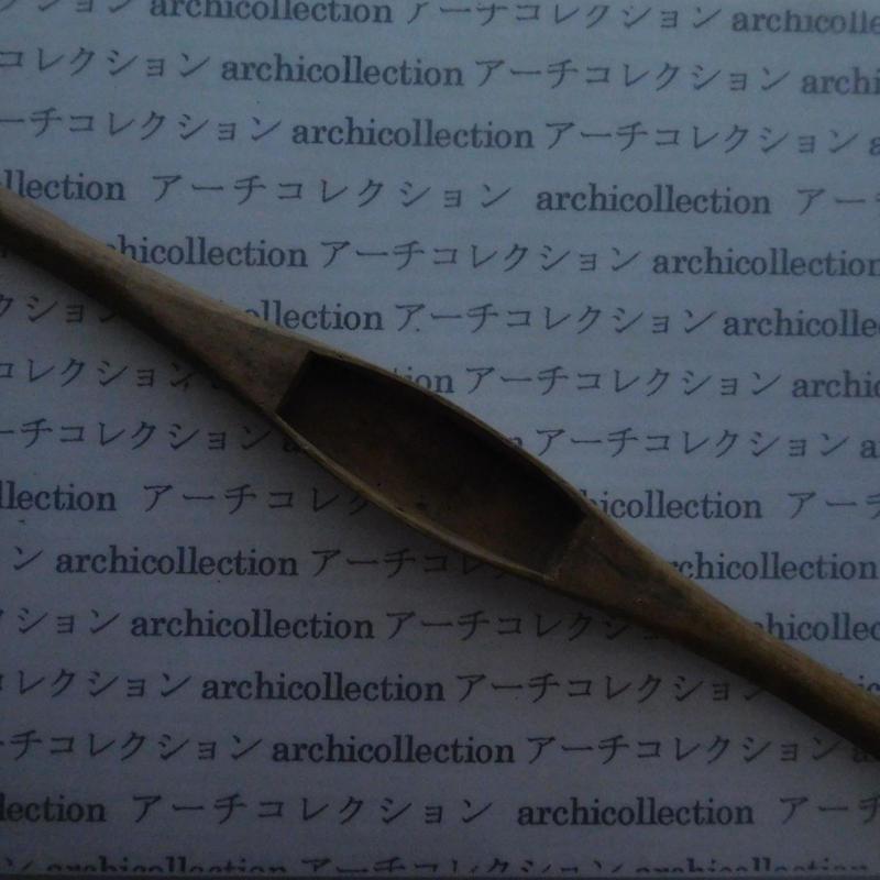 織り 織機 シャトル 杼 ストアーズno.78 4.1x4x2.5 cm shuttle 木製 オールド コレクション  のコピー