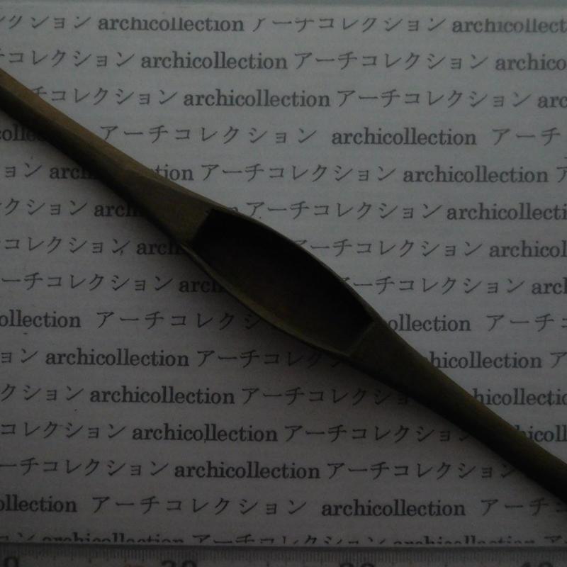 織り 織機 シャトル 杼 ストアーズno.63 .47x4x2.8 cm shuttle 木製 オールド コレクション  のコピー