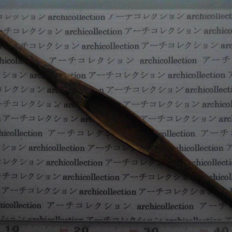 織り 織機 シャトル 杼 ストアーズno.86 4.5x3.3x2.2 cm shuttle 木製 オールド コレクション  のコピー