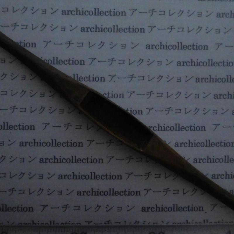 織り 織機 シャトル 杼 ストアーズno. 120 4.3x3.5x2.4cm shuttle 木製 オールド コレクション  のコピー