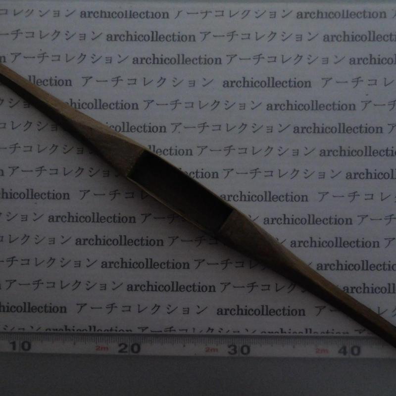 織り 織機 シャトル 杼 ストアーズno.144 5.7x3.5x2.4 cm shuttle 木製 オールド コレクション  のコピー