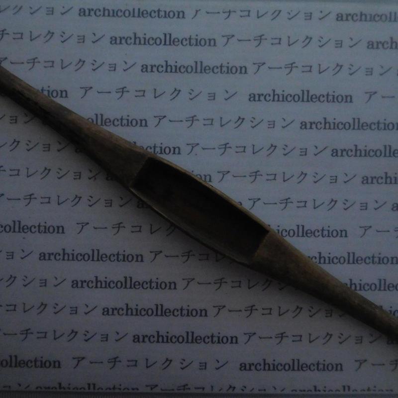 織り 織機 シャトル 杼 ストアーズno.73 4.5x4x2.8 cm shuttle 木製 オールド コレクション  のコピー