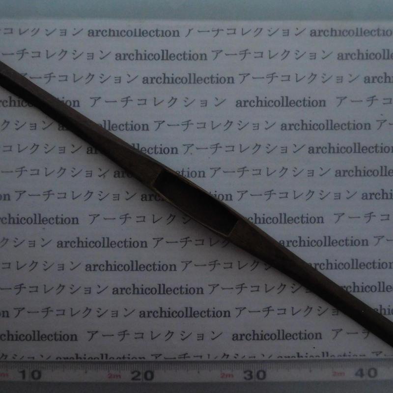 織り 織機 シャトル 杼 ストアーズno.92 4x3.4x2 cm shuttle 木製 オールド コレクション  のコピー
