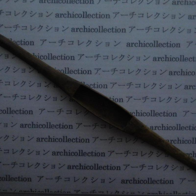 織り 織機 シャトル 杼 ストアーズno. 129 4.1x3x2cm shuttle 木製 オールド コレクション  のコピー