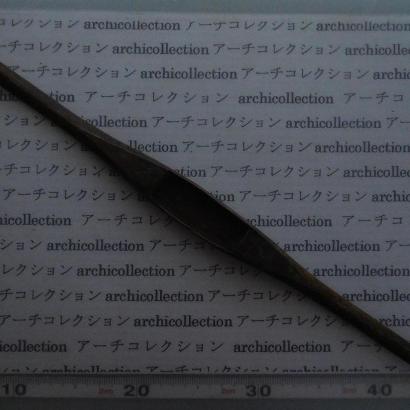 織り 織機 シャトル 杼 ストアーズno. 148 5x3.2x2cm shuttle 木製 オールド コレクション  のコピー