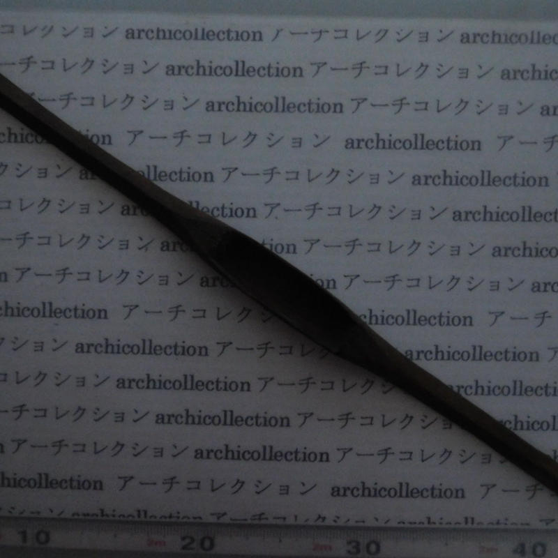 織り 織機 シャトル 杼 ストアーズno.114 5.3x3x2.5 cm shuttle 木製 オールド コレクション  のコピー