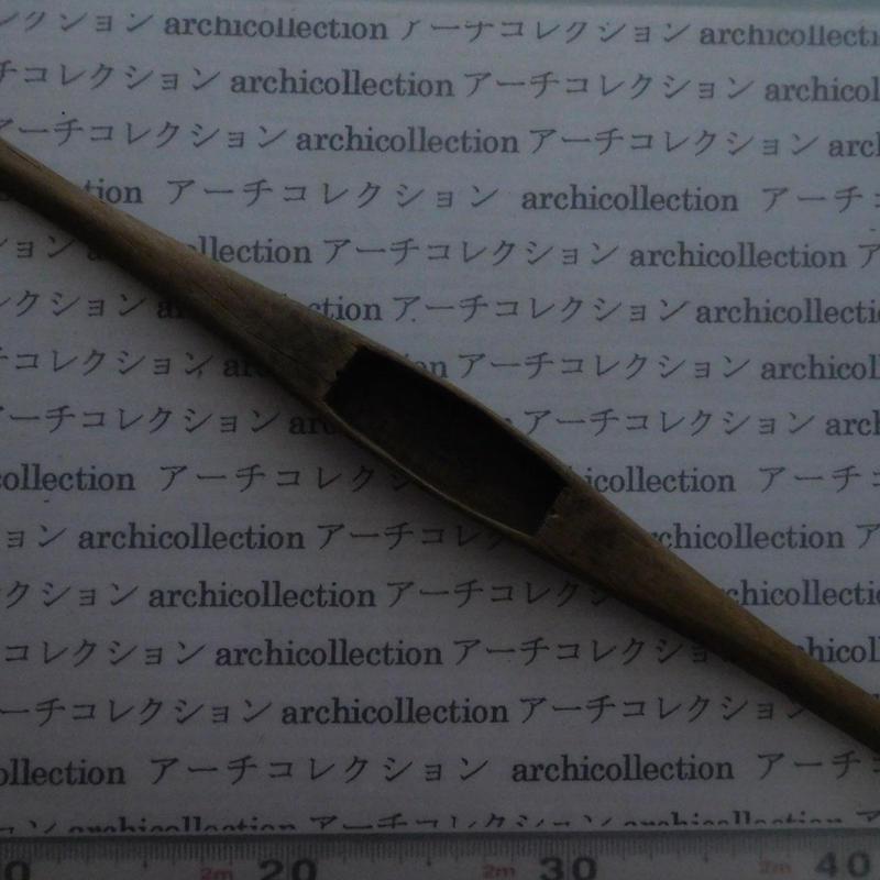 織り 織機 シャトル 杼 ストアーズno. 149 4.6x3.5x2.2cm shuttle 木製 オールド コレクション  のコピー