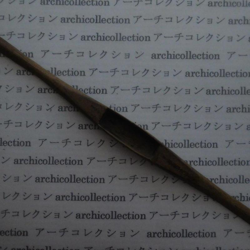織り 織機 シャトル 杼 ストアーズno.112 4.2x2.8x1.9 cm shuttle 木製 オールド コレクション  のコピー