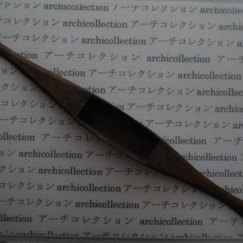 織り 織機 シャトル 杼 ストアーズno.108 4.6x4x2.6 cm shuttle 木製 オールド コレクション  のコピー