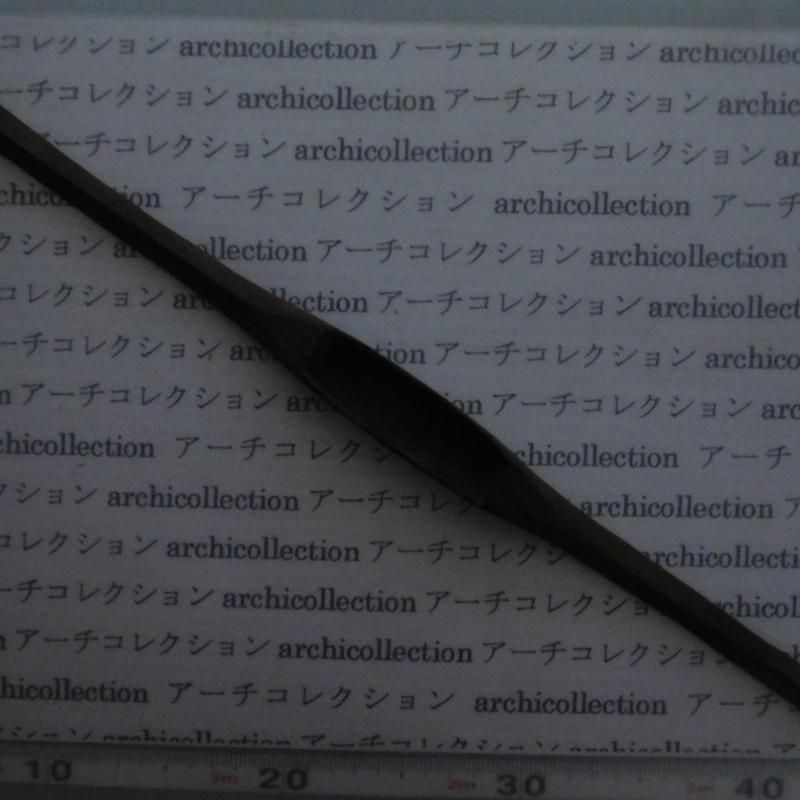 織り 織機 シャトル 杼 ストアーズno.89 4.2x3.2x2.2 cm shuttle 木製 オールド コレクション  のコピー