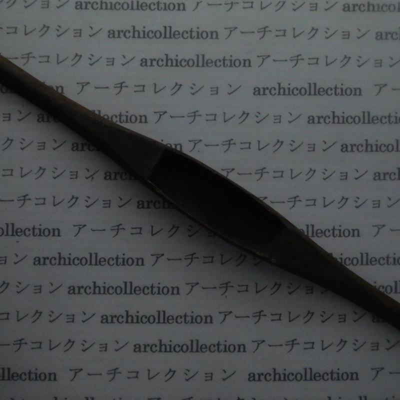 織り 織機 シャトル 杼 ストアーズno.55 4.1x3.6x2.4 cm shuttle 木製 オールド コレクション  のコピー