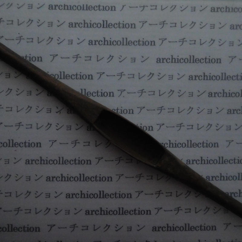織り 織機 シャトル 杼 ストアーズno.135 4x3.2x2 cm shuttle 木製 オールド コレクション  のコピー