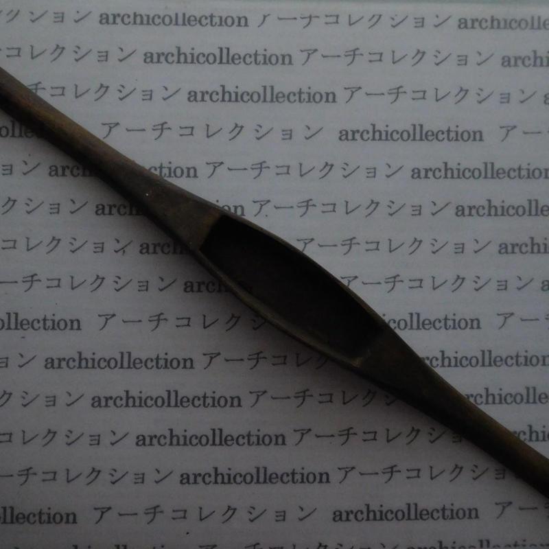 織り 織機 シャトル 杼 ストアーズno.95 .43x3.8x3 cm shuttle 木製 オールド コレクション  のコピー
