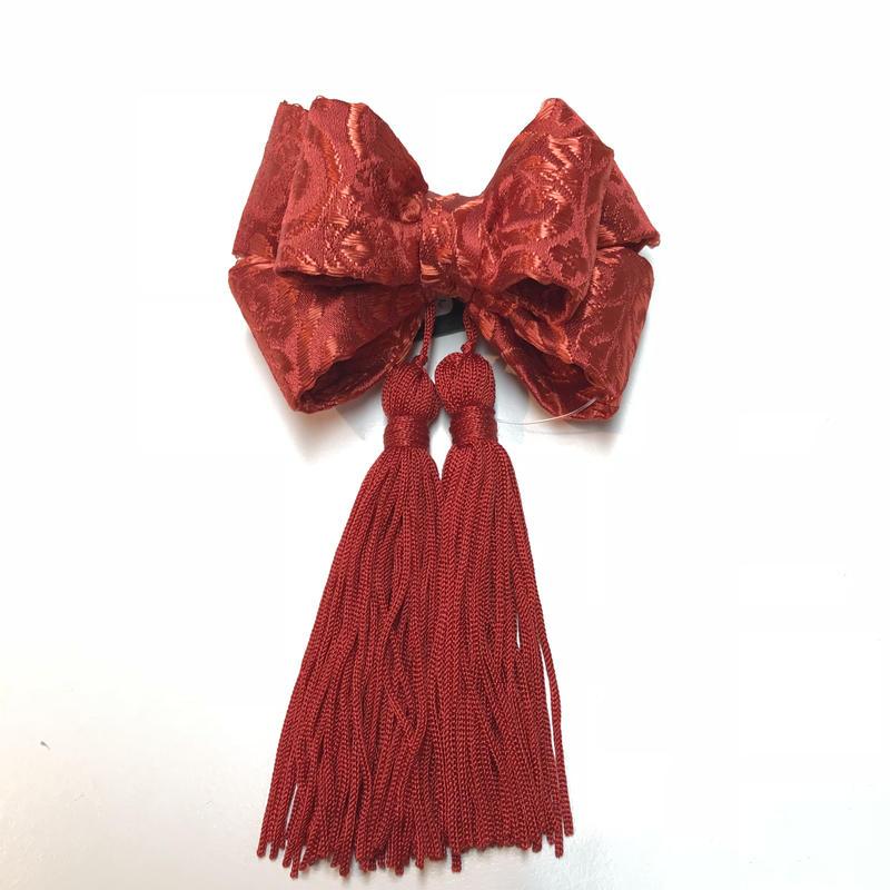 琴子/ことこ リボン mimi紅赤