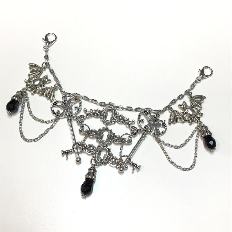 Phantom Jewelry/ファントムジュエリー 秘密の鍵穴マルチチェーン