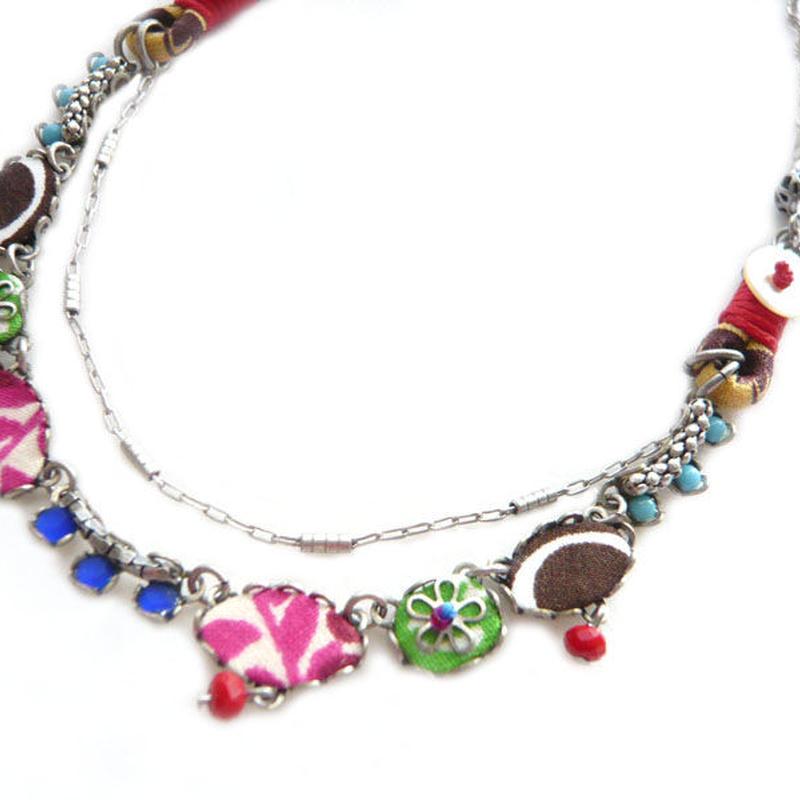 """Necklace """"AYALA BAR"""" Hip 094 / ネックレス - アヤラ・バー"""