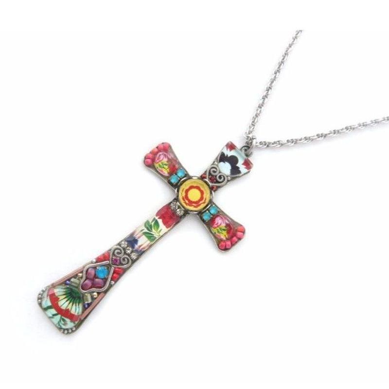 "Cross Pendant ""AYALA BAR"" Classic 188 / クロスペンダント / アヤラ・バー"