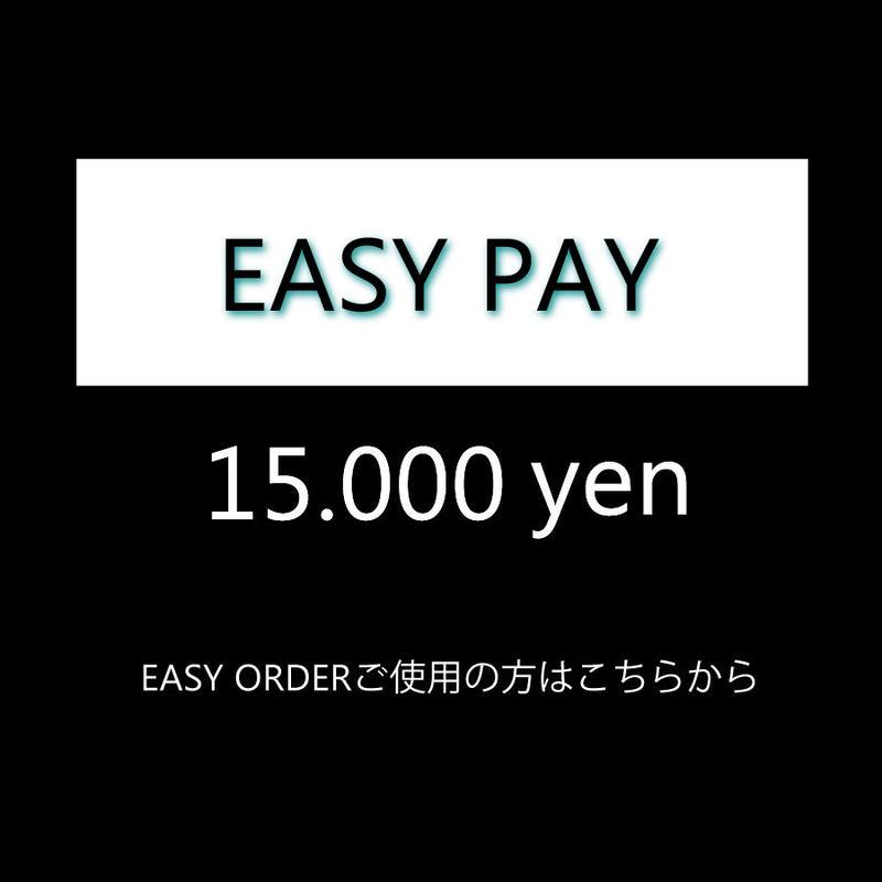 EAST ORDER 15000