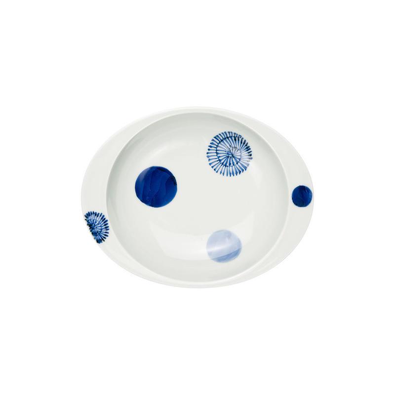 丸紋 −極上のカレー皿【小】−