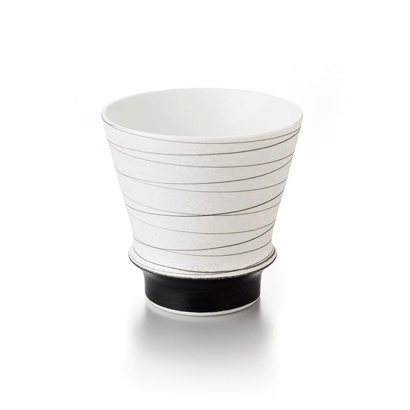 寿(黒)−至高の焼酎グラス−