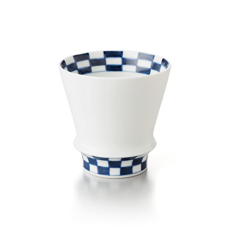 市松 −至高の焼酎グラス−